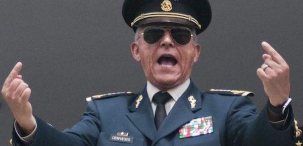 Detienen a ex secretario de Defensa