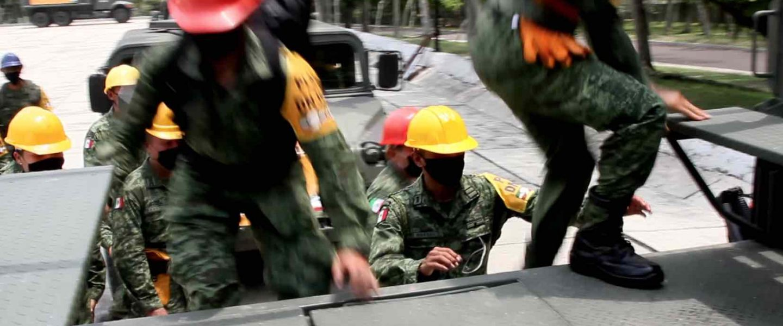 Más de 7 mil soldados desplegados para aplicar Plan DN-III-E en la península