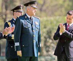 General Cienfuegos será juzgado en México
